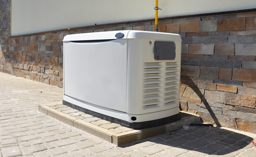 back up generator repair and installation